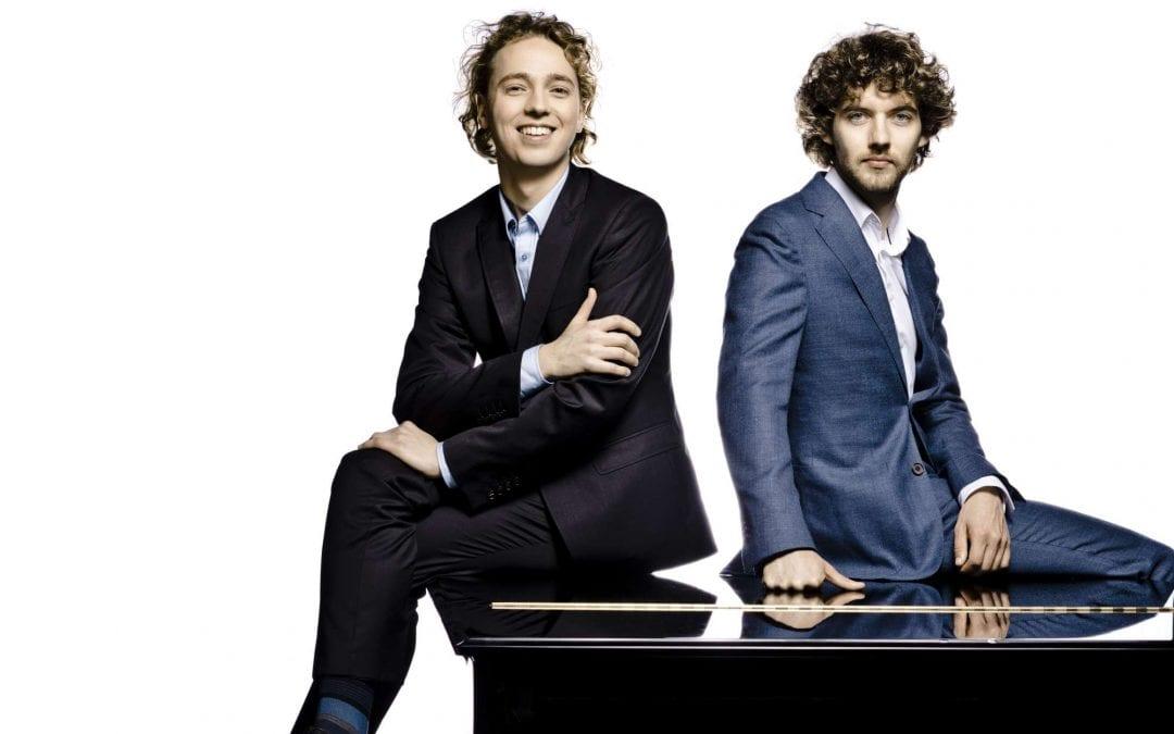 Laureatenconcert met Raoul Steffani en Daan Boertien