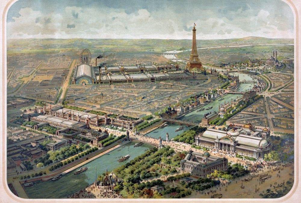 Parijs fin-de-siècle lezingprogramma HOVO