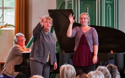 Openbare Masterclass met Jard van Nes en Marien van Nieukerken