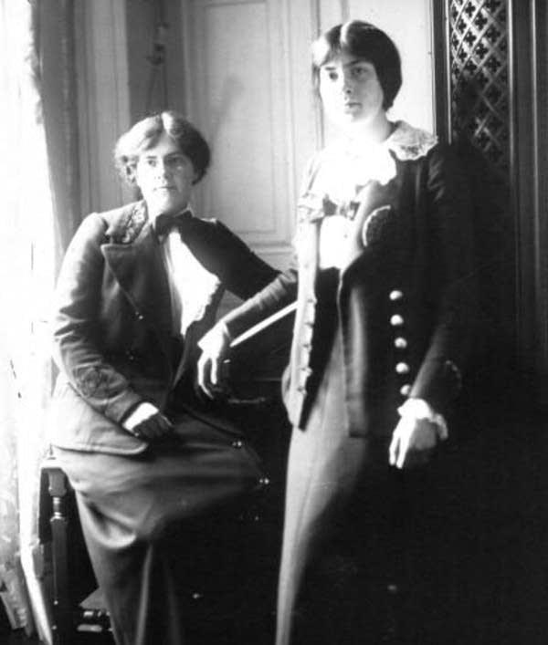 Hommage aan Lili en Nadia Boulanger