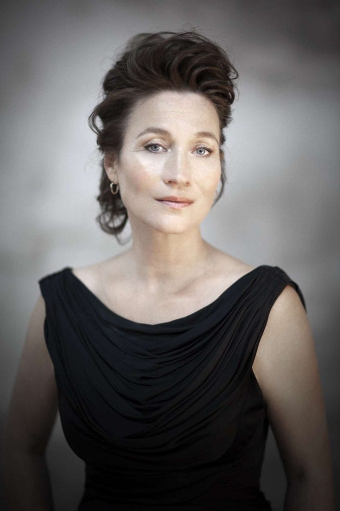 Barbara Haveman zingt Matilde Capuis